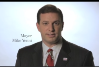 Mike Yenni…On a man's word