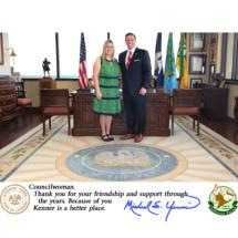 Councilwoman Kristi McKinney