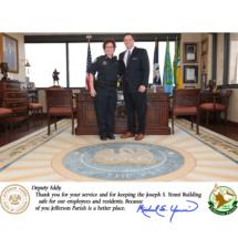 DEPUTY Eddy